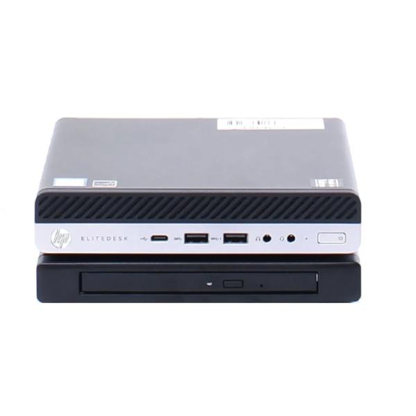 Equipo Torre Hp Mini 705 G4 Ed A10 - 9700e 8gb 1tb - 5LY64LP#ABM