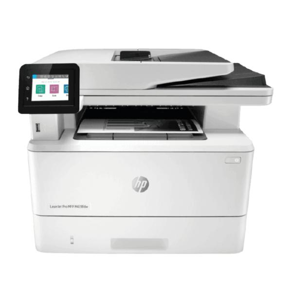 Impresora Multifunción HP LaserJet Pro M428fdw