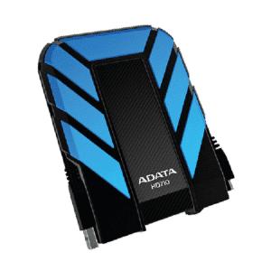 Disco Duro de 2TB Externo USB 3.0 ADATA HD710 Black/Blue (AHD710-2TU3-CBL)