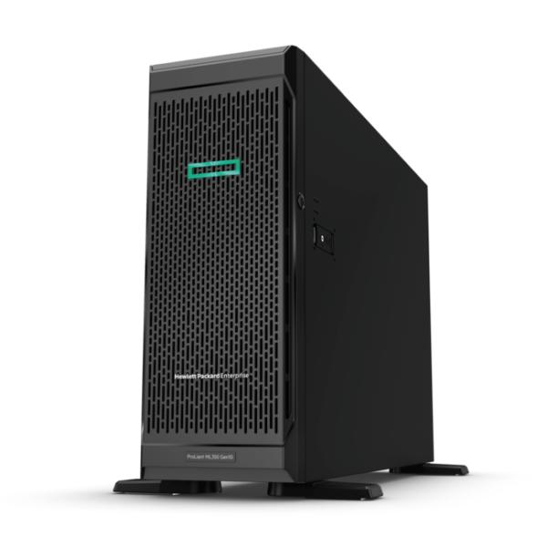 HPE ProLiant ML350 Gen10 3204 1P 16GB-R S100i 4LFF 1x500W RPS Server